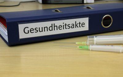 """Startschuss für elektronische Gesundheitsakte und App """"Vivy"""""""