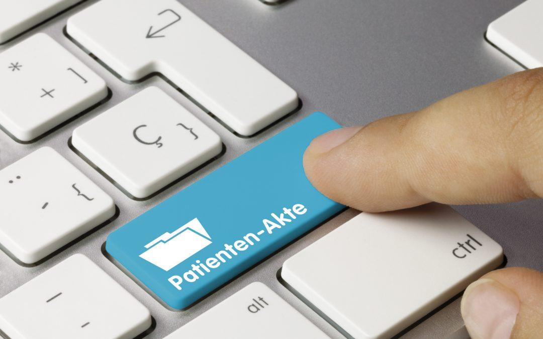 Bitmarck und RISE entwickeln elektronische Patientenakte für Deutschland