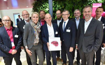 conhIT 2018: Telekom stellt Schnittstelle für Elektronische FallAkte