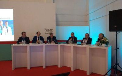 conhIT 2018 Session zu elektronischen FallAkten: Auf dem Weg in die intersektorale Vernetzung
